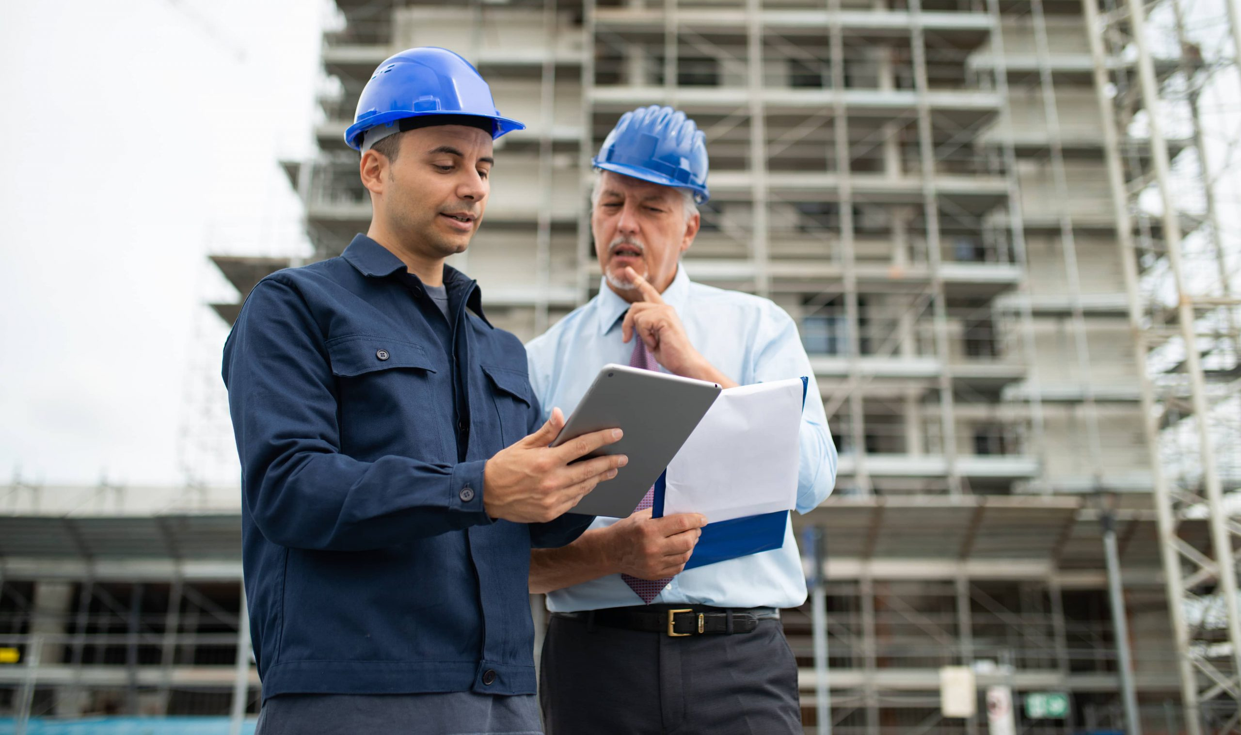 Consultancy bij bouw
